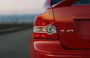 Volvo S40 T5 Back by Dilznacka