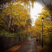 a victorian autumn by RickHaigh