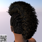 Cornrows Mohawk (Back Head) by BruhDuhMan