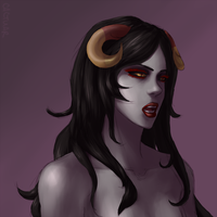 grown up aradia by cactuar