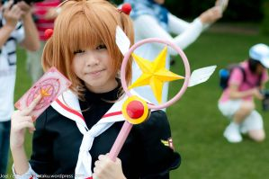 Card Captor Sakura by anicegirlxD