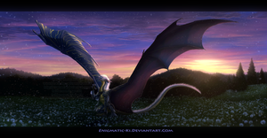 A Dragons Wish [f5 if it doesn't show] by Bluehasia