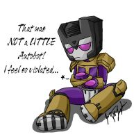 :A little Autobot in you: by peanutchan