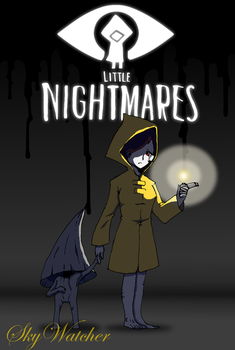 Little Nightmare - Six by SkyBreeze09