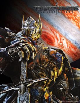 Optimus Prime - The Last knight Edited by me by DSPA360