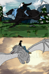 Come Fly with Me -- Into a Fantasy by The-Bone-Snatcher