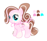 Neapolitan Pony Adoptable Auction - Open by chunk07x