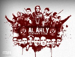 ahly boster 2008 by REDFLOOD