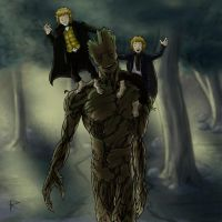 Groot... ent? by RbMachado