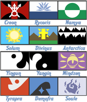 World Flags by Norjack