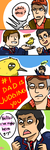 KLAINE: PAV MEETS BURT by Randomsplashes