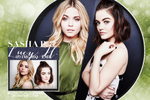 Photopack 7238 - Sasha Pieterse and Lucy Hale by xbestphotopackseverr