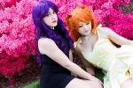 Spring Time - Neon Genesis Evangelion by Mostflogged