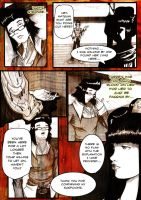 Graphic Novel Project : Page 1 by pandan7