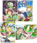 PSC - How to Train Your Dragon by AmyClark