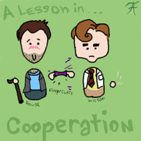 A Lesson in Cooperation by AquaticFishy