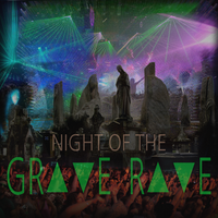 Night of the Grave Rave by zephyrxero