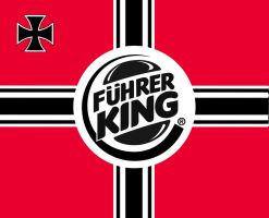 Fuhrer King by spoof-or-not-spoof