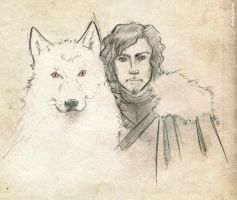 Jon_Snow by MartAiConan