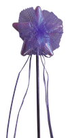 Fairy or Princess wand clear-cut by WDWParksGal-Stock
