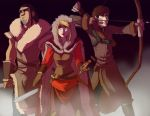 The Quest AU: The Questers by fUnKyToEs