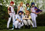 Uta no prince-sama 2000% Group Again by Yuiko-Ame