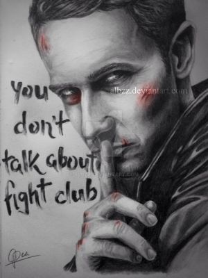 The first rule of Fight Club is by Albzz