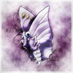 Pokemon of the Week - Venomoth by Noyle