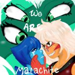 We are Malachite now by chiisuchii