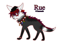 Rue, version definitive by InnuendoPatlong