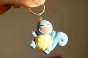 squirtle keychain by G-ROP
