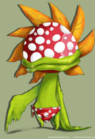 Petey Piranha by PeteyXkid