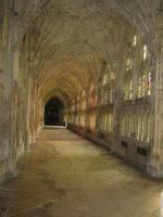 Gloucestershire Cathedral01 by HF42-stock