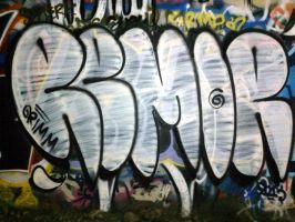Remor Throwie Graffiti by wwwelcome