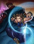 chunli+bison by DXSinfinite