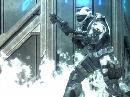 Halo Reach: Through the Fire And Ice by purpledragon104