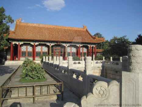 Summer Palace House by toki88
