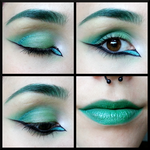 Polaris makeup look by krabatas