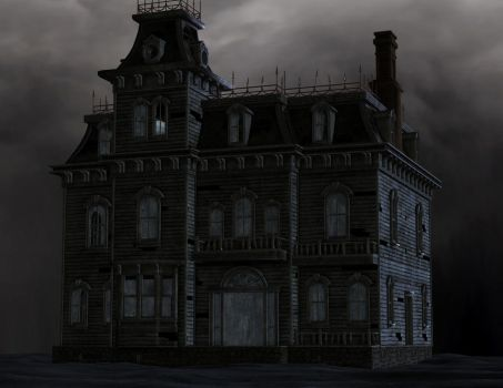 Gostly house by Ecathe