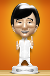 Jackie Chan by orthographics
