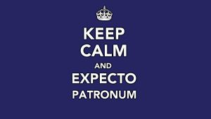 Keep Calm: Patronus by berquinn