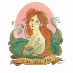 Little Mermaid by Vanessa-Ninona
