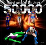 50,000 Views by andrewr255
