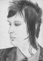 The Rev - drawing by ren-g