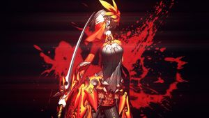 Blade and Soul wallpaper by kampinis