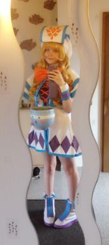 Magical Starsign Heroine Cosplay Full Outfit by xXMizuzuXx