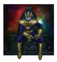 Lady Thanos by BigChrisGallery