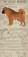 The Dogue Mouton pg2 - Breed Standard by ShockTherapyStables