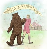The Bear and the Maiden Fair by sketchditto