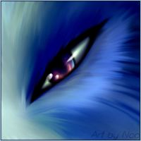 Just an Eye 1 by Naarouto